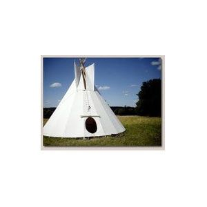 Location de tipi indien