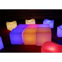 location de cubes lumineux