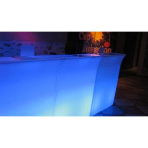 location de bar LED