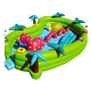 Location de parc gonflable dragons
