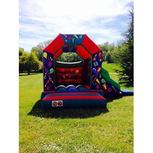 location de chateau gonflable pour enfants