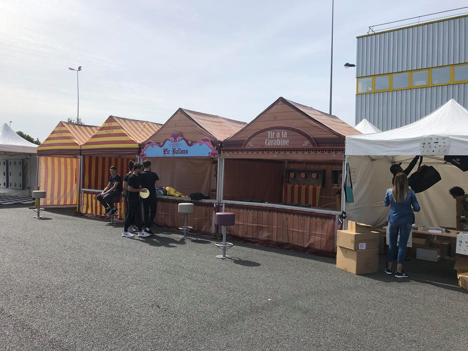 location de stands forains